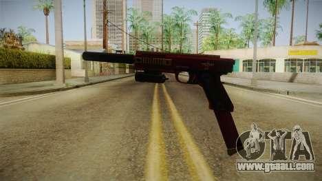 Deadshot Style AP Pistol for GTA San Andreas second screenshot