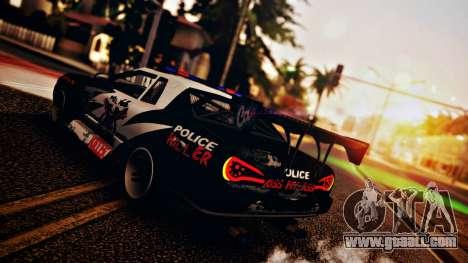 Elegy Hellcat 2.0 for GTA San Andreas interior