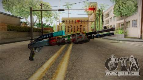 Shotgun Mexican for GTA San Andreas