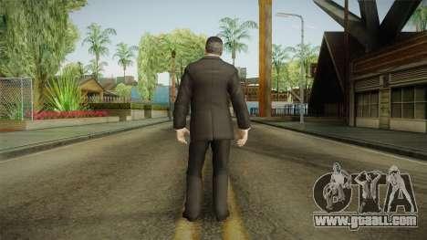 Mauricio Macri for GTA San Andreas third screenshot
