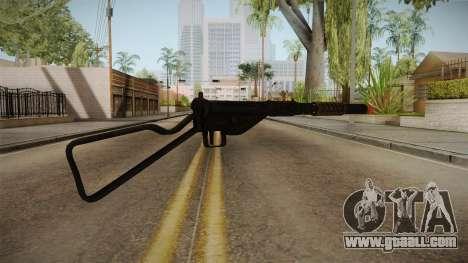 Sten Mark II Silenced for GTA San Andreas second screenshot