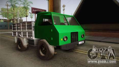 TAM 110 Stock for GTA San Andreas right view
