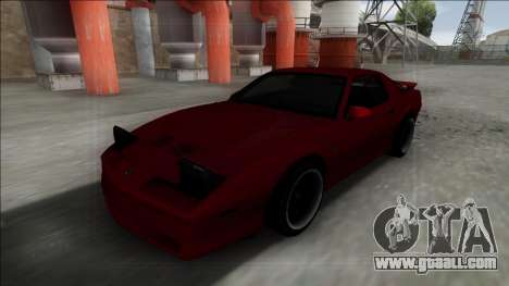 Pontiac Trans AM for GTA San Andreas