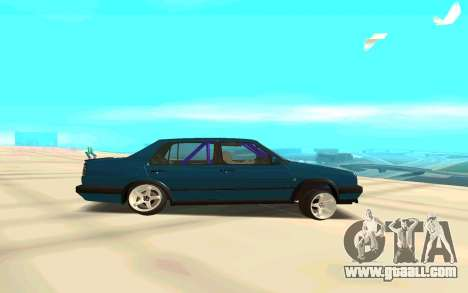 Volkswagen Jetta for GTA San Andreas left view
