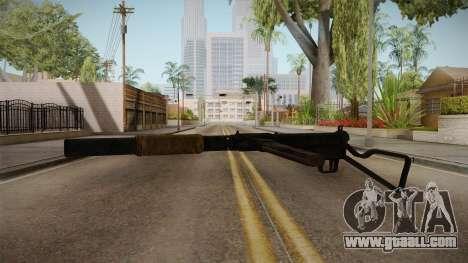 Sten Mark II Silenced for GTA San Andreas