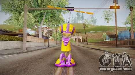Rayman 3 TC for GTA San Andreas third screenshot