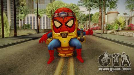 Marvel Future Fight - SPIDOK for GTA San Andreas second screenshot