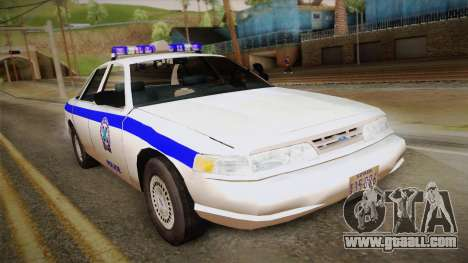 Ford Crown Victoria 1997 for GTA San Andreas