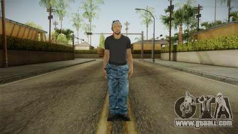 Walter Lamberti for GTA San Andreas second screenshot