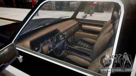 New Rancher for GTA 4 inner view