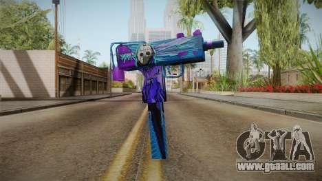 Vindi Halloween Weapon 6 for GTA San Andreas