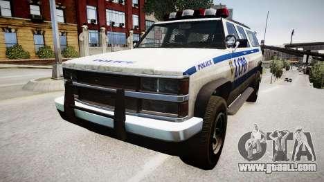 Declasse Police Ranger for GTA 4 right view