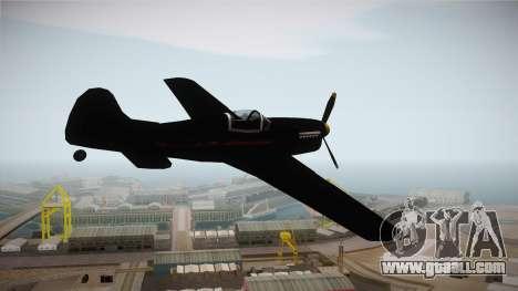 XGS Rustler for GTA San Andreas left view