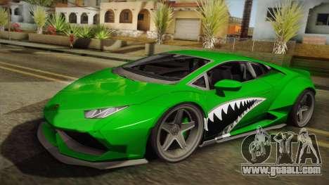 Lamborghini Huracan Liberty Walk for GTA San Andreas