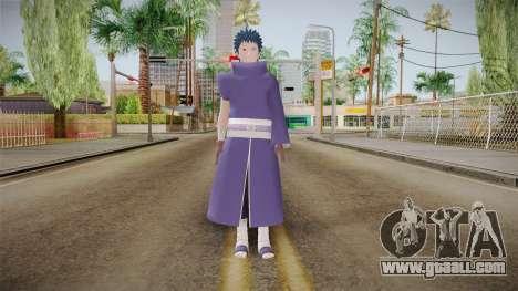 NUNS4 - Obito War Without Mask Damaged for GTA San Andreas second screenshot