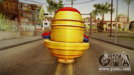 Marvel Future Fight - SPIDOK for GTA San Andreas third screenshot