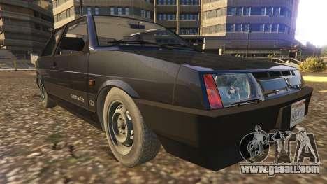 VAZ-2108 for GTA 5