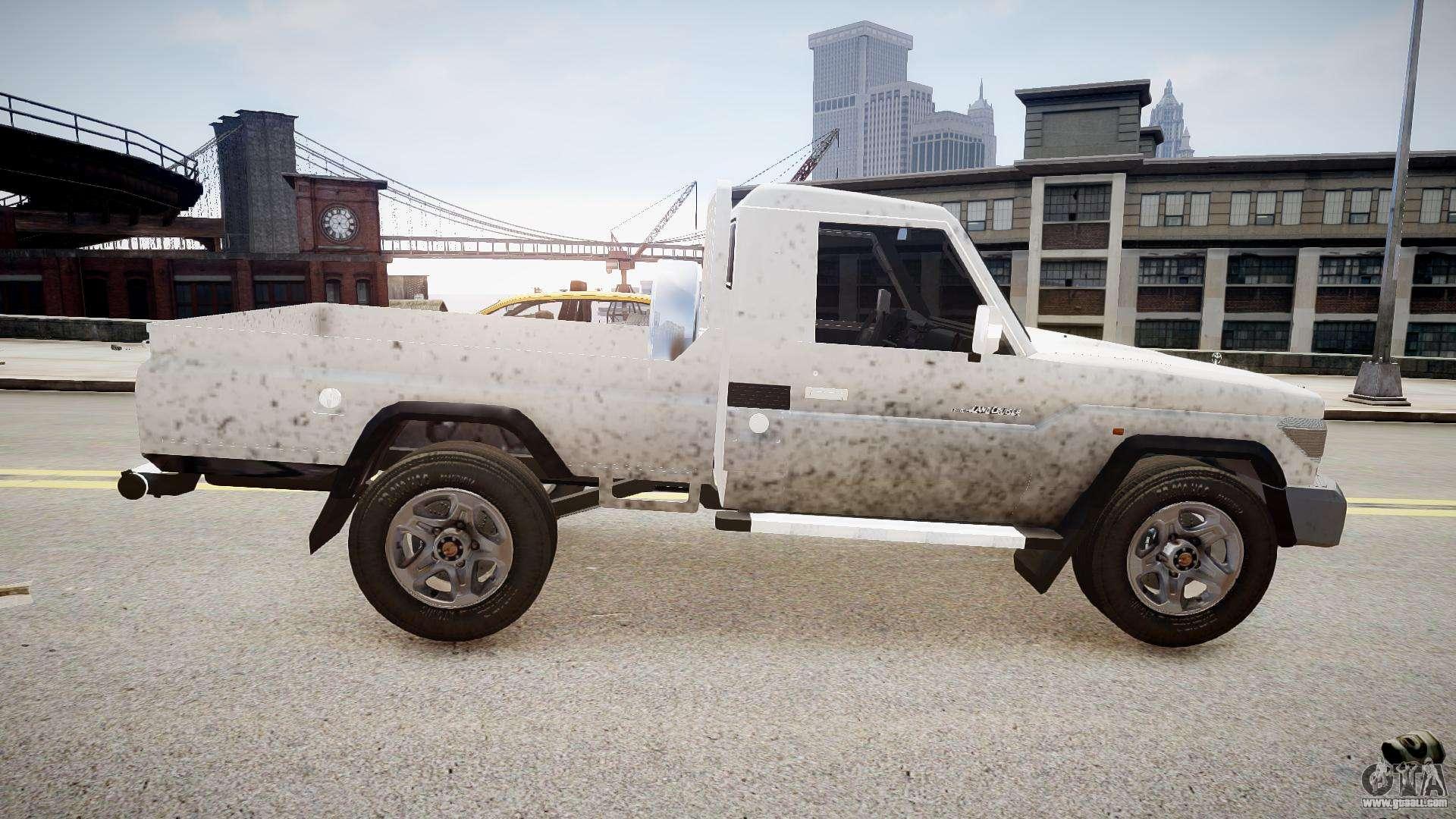 100 Land Cruiser Pickup Toyota Land Cruiser Single