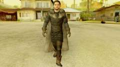 Game of Thrones - Jon Snow for GTA San Andreas