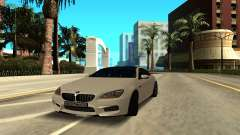 BMW M6 Gran Coupe for GTA San Andreas