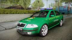 Skoda Superb Border Patrol for GTA San Andreas