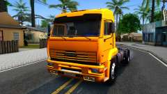 KamAZ 5460 for GTA San Andreas