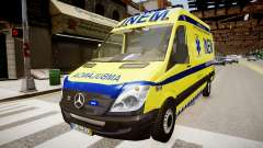INEM Ambulance for GTA 4