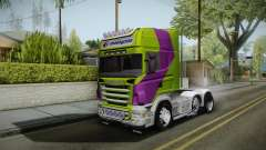 Scania R620 Malaysia Airlines for GTA San Andreas