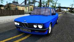 BMW E28 525e for GTA San Andreas
