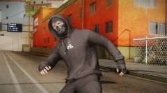 Alan Walker Skin for GTA San Andreas