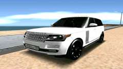 Range Rover for GTA San Andreas