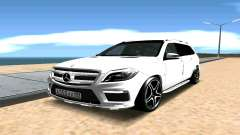 Mercedes-Benz GL63 AMG for GTA San Andreas