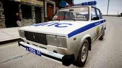 VAZ 2105 Police