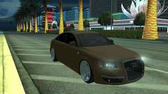 Audi A6 STANCE for GTA San Andreas