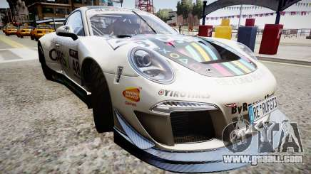 Porsche 911 GT3 Project CARS for GTA 4