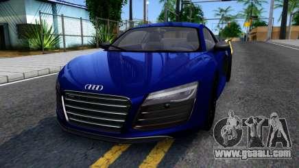 Audi R8 5.2 FSI quattro 2010 for GTA San Andreas
