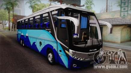 Volvo Omnibus de Mexico for GTA San Andreas