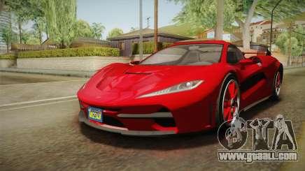 GTA 5 Progen Anubis for GTA San Andreas
