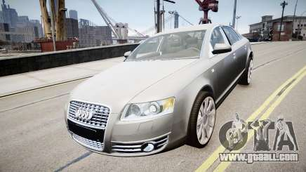 Audi A6 for GTA 4