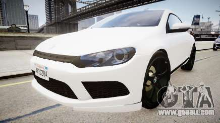 Volkswagen Scirocco Mk.III '08 Tune Final for GTA 4
