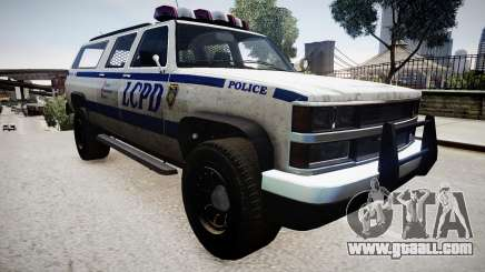 Declasse Police Ranger for GTA 4