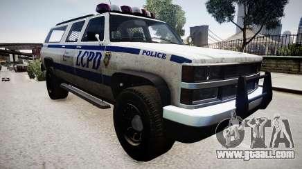 Declasse Police Ranger for GTA 4