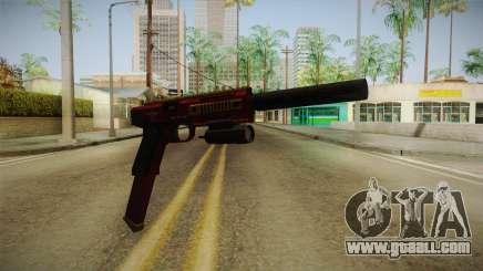 Deadshot Style AP Pistol for GTA San Andreas