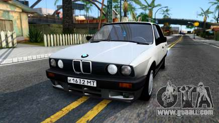 BMW 325i E30 for GTA San Andreas