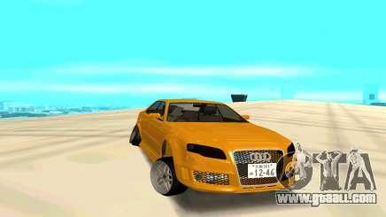 MarkJzx100Audi for GTA San Andreas