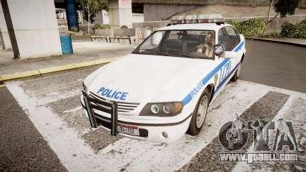 Police Patrol V2.3 for GTA 4