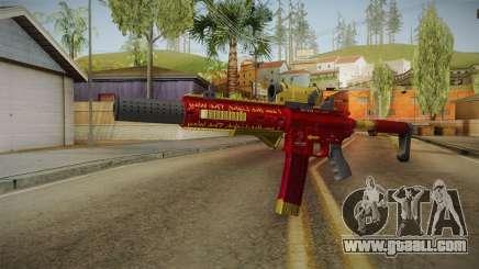 Deadshot Style Carabine for GTA San Andreas
