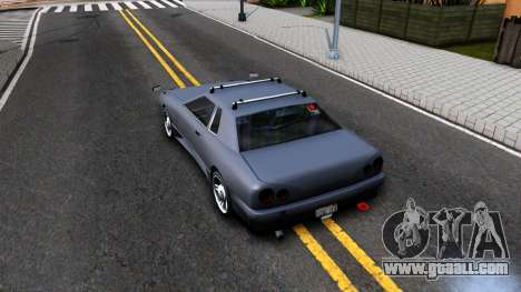 Elegy JDM for GTA San Andreas back view