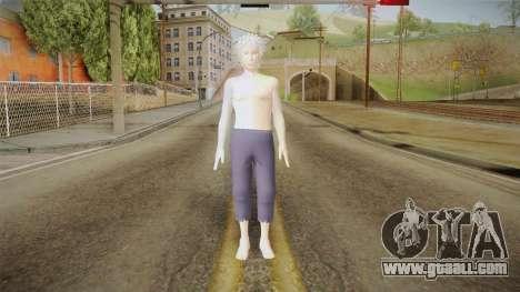 NUNS4 - Obito Double Mangekyou Sharingan for GTA San Andreas second screenshot