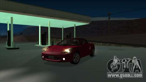 2004 Toyota MR-S Mk.III for GTA San Andreas
